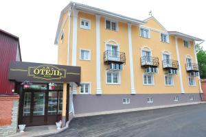 Гостиница Советская 49, Елец