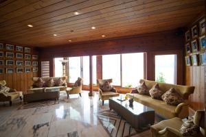 The Richforest Hotel- Sun Moon Lake, Üdülőtelepek  Jücsi - big - 43