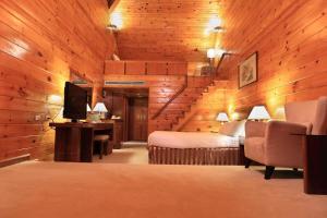 The Richforest Hotel- Sun Moon Lake, Üdülőtelepek  Jücsi - big - 46