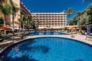 Отели Марокко всё включено с бассейном