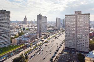 Moscow Suites Apartments Arbat, Apartmány  Moskva - big - 26