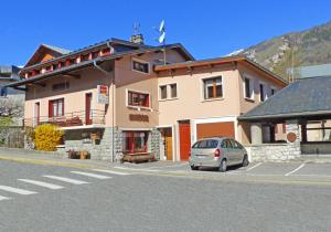 Accommodation in Bourg-Saint-Maurice