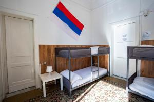 SIC rooms and bed