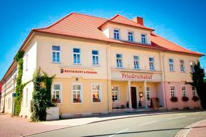 Pension Friedrichshof - Hartmannsdorf
