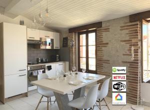 obrázek - Coeur Argeles, T3 de charme et confort au centre du village