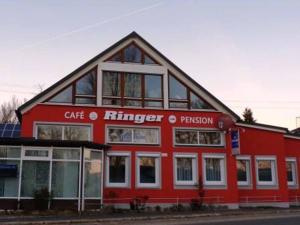 Cafe und Pension Ringer - Kürmreuth