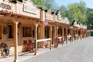Zündstoff-City Western-Motel - Bringhausen
