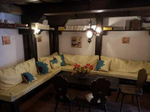 Wooden lodge apartment