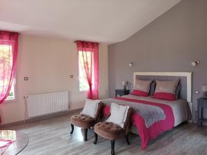 Location gîte, chambres d'hotes Chambre d'Hôtes du Bois Joli dans le département Vendée 85