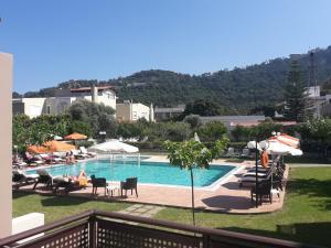 Santa Helena Hotel, Ialyssos, Rhodes