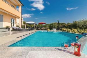 Luxury villa with a swimming pool Pjescana Uvala, Pula - 17131