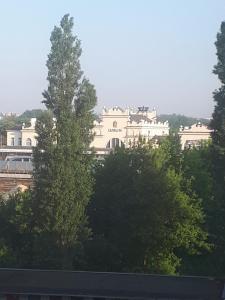 Apartament z widokiem na dworzec