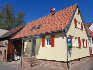 Ferienhaus Nr. 10 - Eichenbühl