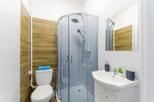 Gdynia 3 Maja Blue Apartment Zielony Żółwik