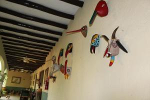 Casa Quetzal Boutique Hotel, Hotels  Valladolid - big - 44