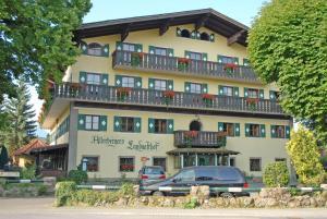 Landgasthof Allerberger - Pointing