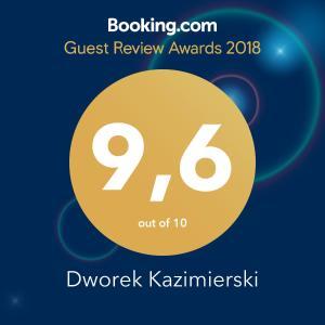 Dworek Kazimierski