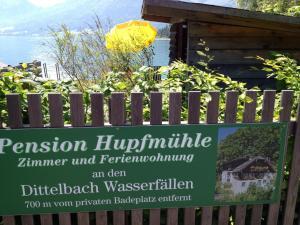 Hupfmühle Pension, Гостевые дома  Санкт-Вольфганг - big - 6