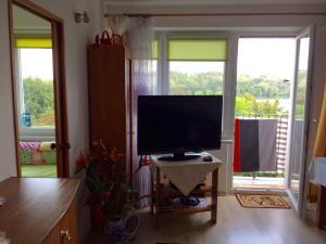 Lake view apartment Mragowo