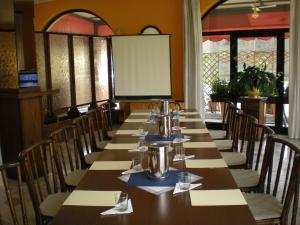 Aer Hotel Malpensa, Hotel  Oleggio - big - 43