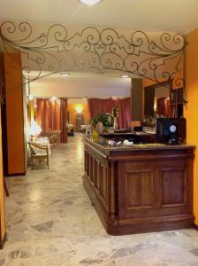 Aer Hotel Malpensa, Hotel  Oleggio - big - 38