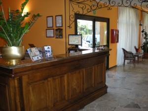 Aer Hotel Malpensa, Hotel  Oleggio - big - 30