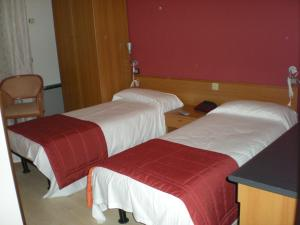 Aer Hotel Malpensa, Hotel  Oleggio - big - 58