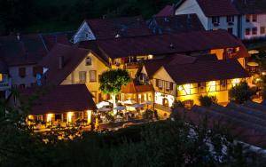 Location gîte, chambres d'hotes Hotel Restaurant Auberge Metzger dans le département Bas Rhin 67
