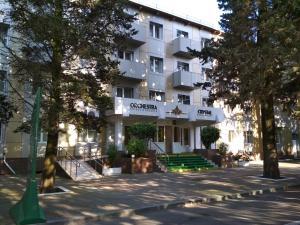 Курортный отель Кристалл