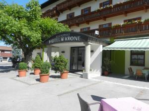 Hotel Krone - Oberperfuss