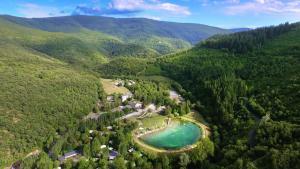 Location gîte, chambres d'hotes VVF Villages « Le Sud Aveyron » Brusque dans le département Aveyron 12