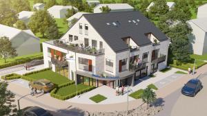 """Appartement """"Ankerplatz"""" 2 SZ, 2 Balkone by Meine-Ferienzeit - Kellenhusen"""