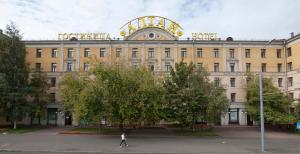 Гостиница Алтай, Москва