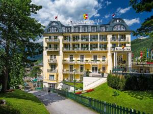Hotel Salzburger Hof, Hotel  Bad Gastein - big - 27