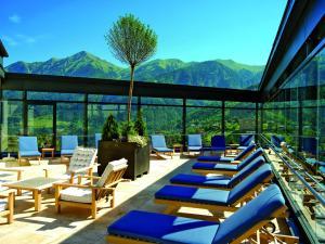 Hotel Salzburger Hof, Hotel  Bad Gastein - big - 51