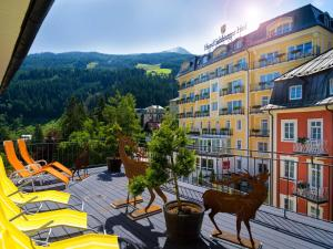Hotel Salzburger Hof, Hotel  Bad Gastein - big - 70