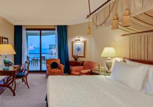 Ciragan Palace Kempinski Istanbul Hotel in Turkey - Room