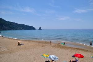 obrázek - Holiday Studio Apartments yannis on Agios Gordios beach in Corfu
