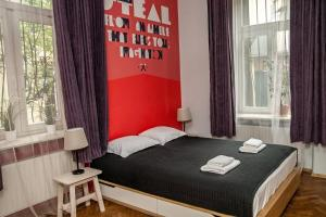 Red Kurka Apartments