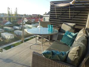 Apartament z widokiem na morze - Apartament Turkusowy