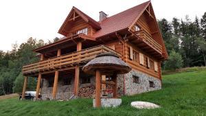 Chata Dom Trzech Braci Lądek-Zdrój Poľsko