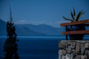 The Boatyard luxury apartment with stunning views Aegina Greece