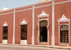 Hotel Meson del Marques, Hotels  Valladolid - big - 57