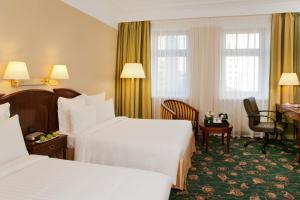 Moscow Marriott Tverskaya Hotel (3 of 36)