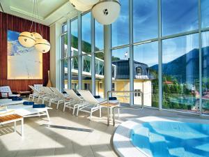 Hotel Salzburger Hof, Hotel  Bad Gastein - big - 78
