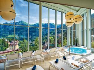 Hotel Salzburger Hof, Hotel  Bad Gastein - big - 53