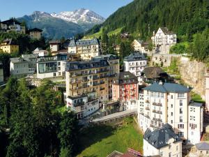 Hotel Salzburger Hof, Hotel  Bad Gastein - big - 52