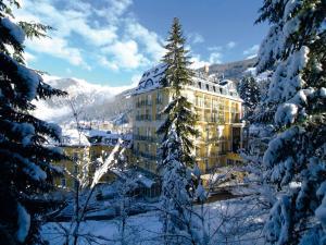 Hotel Salzburger Hof, Hotel  Bad Gastein - big - 35