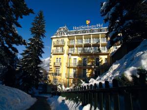 Hotel Salzburger Hof, Hotel  Bad Gastein - big - 47