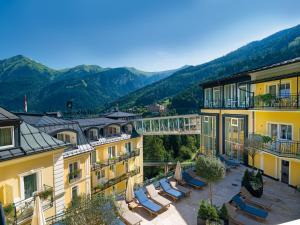 Hotel Salzburger Hof, Hotel  Bad Gastein - big - 42